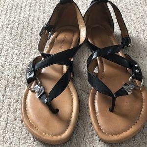 Antonio Melani sz 7 sandal black